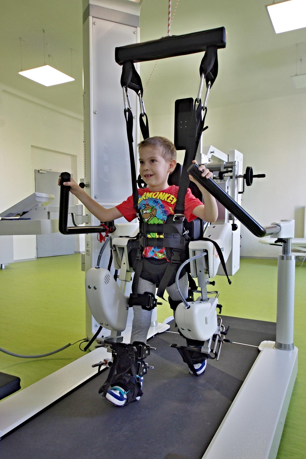الروبوت الالي مصح الاطفال