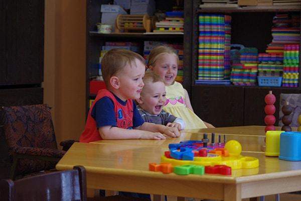 العلاج بالعمل للاطفال