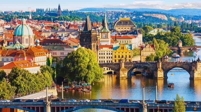 معلومات قبل السفر الى التشيك