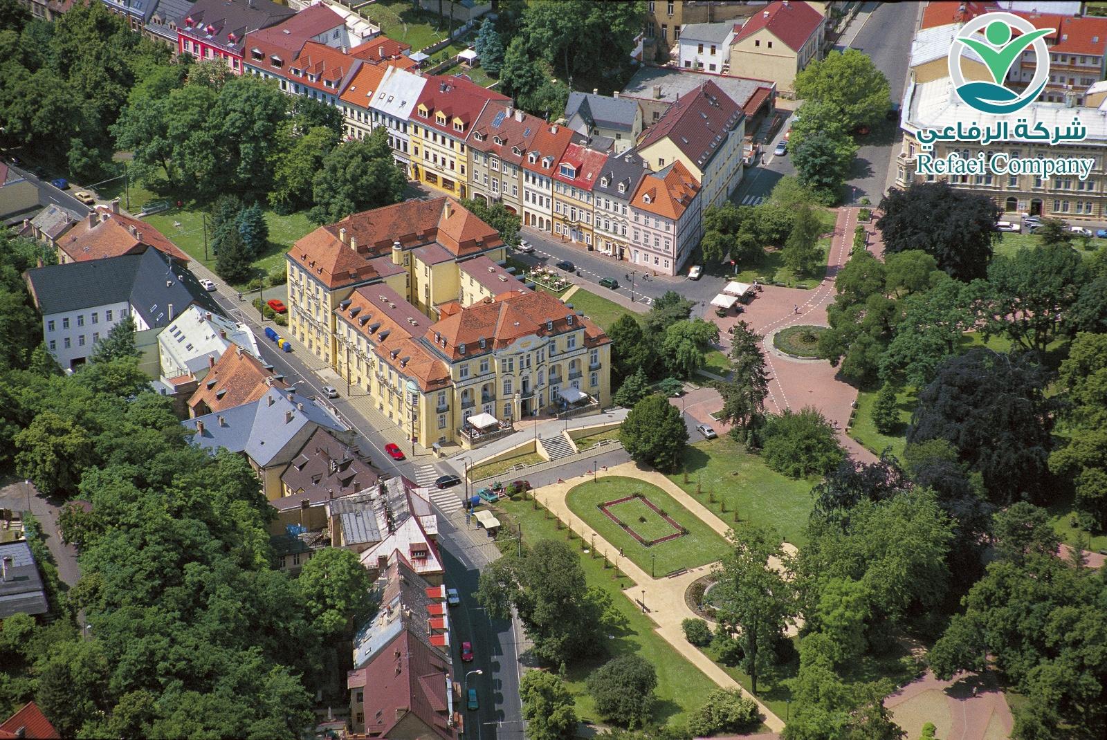 مصحة الحجري في التشيك