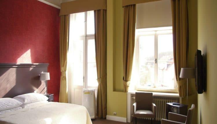 غرف المصحة فندقية 4 نجوم