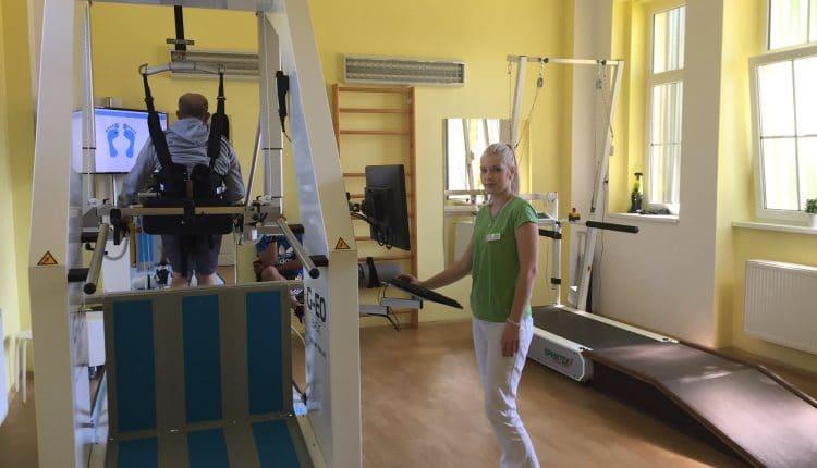 العلاج الطبيعي في التشيك