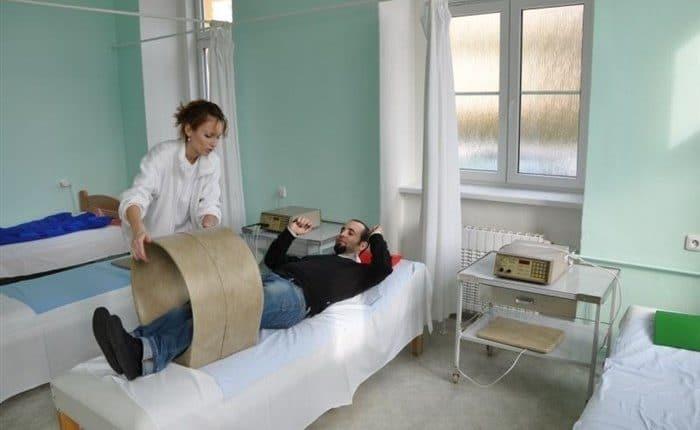 مصحات التشيك للعلاج الطبيعي