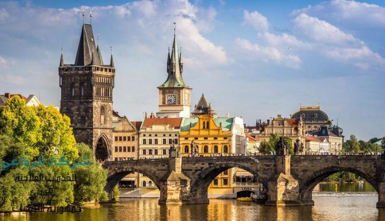Czech Republic بالعربي